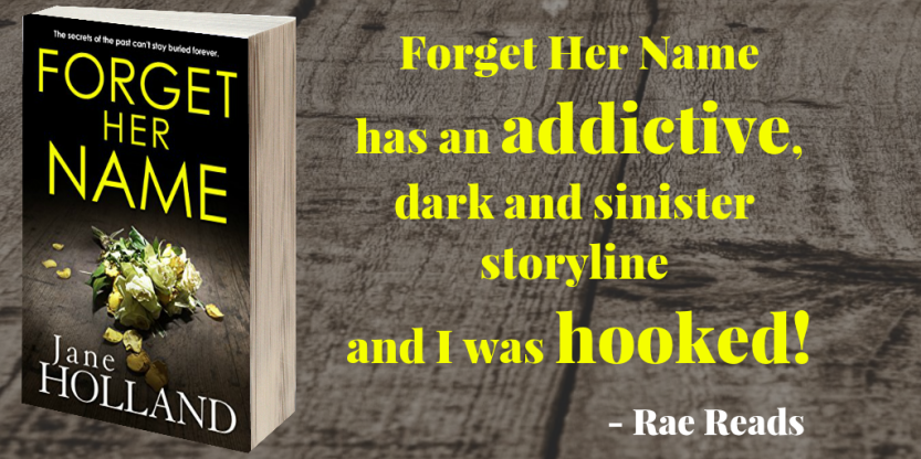 Forget Her Name - Rae Reads